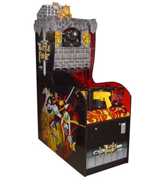 Battle Forge Cabinet