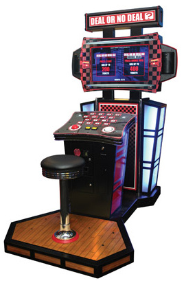 Deal or no deal ? deluxe cabinet