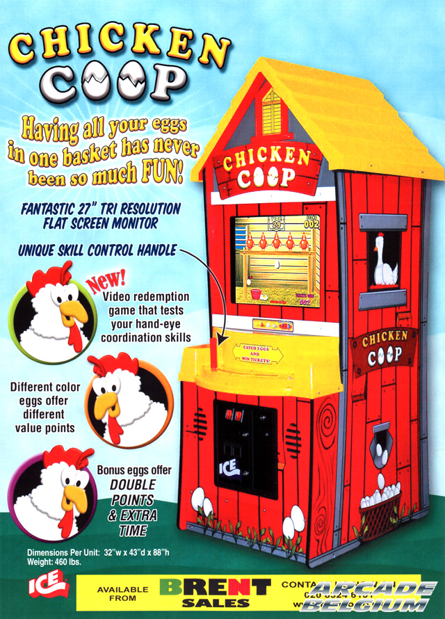 Chicken Coop brochure