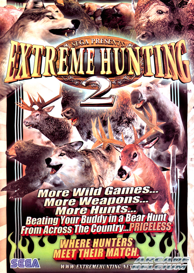 Extreme Hunting 2 brochure side A