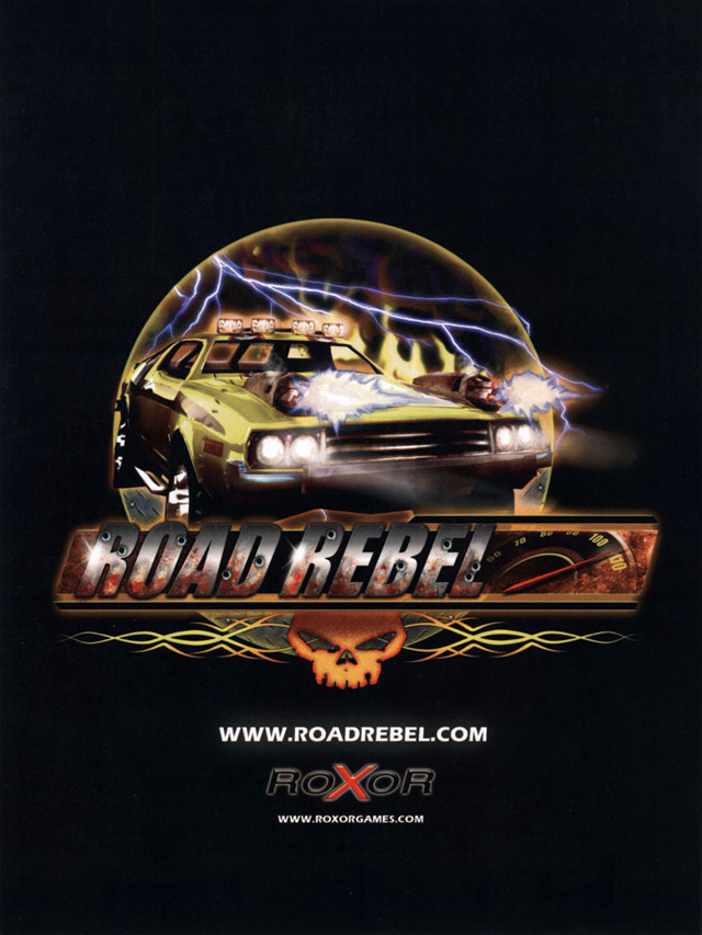 Road Rebel brochure side A