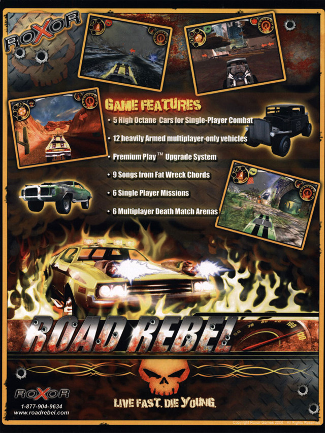 Road Rebel brochure side B