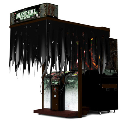 Silent Hill cabinet