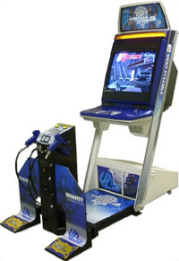 Virtua Cop 3 upright