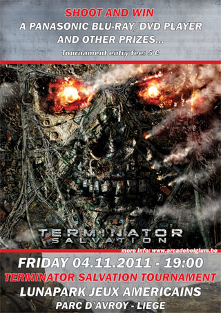 Terminator Salvation tournament
