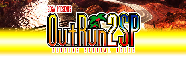 OutRun2 SP - Special Tours