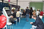 Pictures of Arcade Belgium's stand at Retrorama - The Vintage Festival