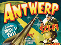 Antwerp Sci-Fi, Fantasy and Horror Convention