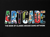 Artcade book will be released in March 2016