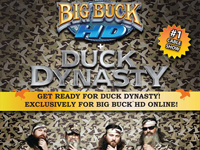 Duck Dynasty invades Big Buck HD