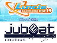 beatmania IIDX 19 - Lincle and jubeat copious