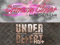 Crimzon Clover for NESiCAxLive & Under Defeat HD+