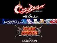 Chaos Breaker/Dark Awake for NESiCAxLive