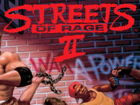 Streets of Rage 2 vinyl soundtrack