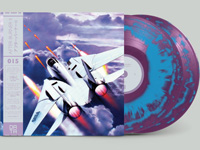 After Burner II soundtrack available on vinyl soon