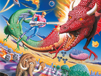 Space Harrier original soundtrack is released on vinyl
