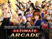 Dead or Alive 5 Ultimate: Arcade