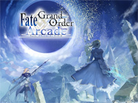 Fate/Grand Order Arcade is announced