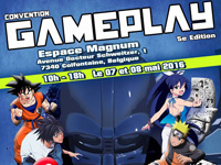GamePlay convention #5 presales start