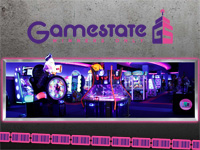 New Gamestate arcade in Rotterdam