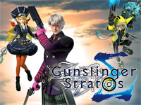 Gunslinger Stratos Σ