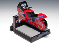 Hang-On arcade machine scale model