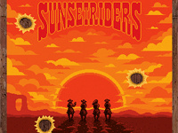Bande originale de Sunset Riders en vinyl