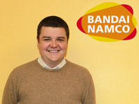 James Anderson rejoint Namco Europe