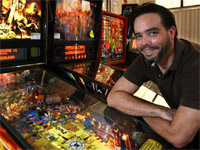 Keith Elwin wins the PAPA 13 World Pinball Championships