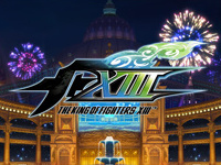 Sortie de The King of Fighters XIII