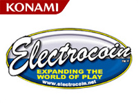 Electrocoin becomes Konami's new European master distributor