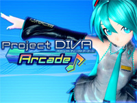 Hatsume Miku Project DIVA Arcade out in Japan