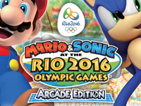 Mario & Sonic at the Rio 2016 Olympic Games Arcade Edition European release