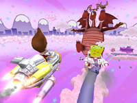 Nicktoons Nitro Racing