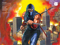 Ninja Gaiden The Definitive Soundtrack Vol. 1 & Vol. 2