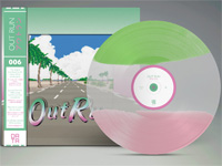 OutRun vinyl soundtrack