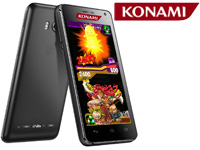 Konami announces Phonami