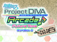 Hatsune Miku Project DIVA Arcade Future Tone with Photo Studio