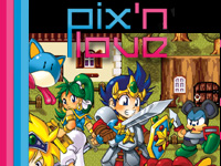 Pix'n Love #22: Wonder Boy and Out Run