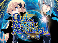 Quiz Magic Academy Kibo no Toki