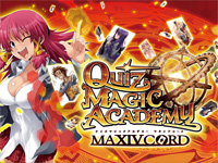 Quiz Magic Academy MAXIVCORD