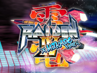 Raiden IV coming back to arcades in December 2021