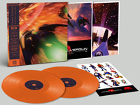 Radiant Silvergun soundtrack is available on vinyl