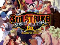 Street Fighter III: 3rd Strike (NESiCAxLive)