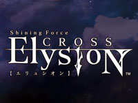 Shining Force Cross Elysion Ver.A