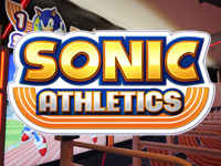 Sonic Athletics launched at Joypolis