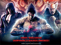 Tekken 7 World Arcade Championship EU Qualifiers