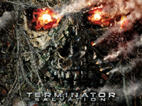Terminator Salvation hits Belgium